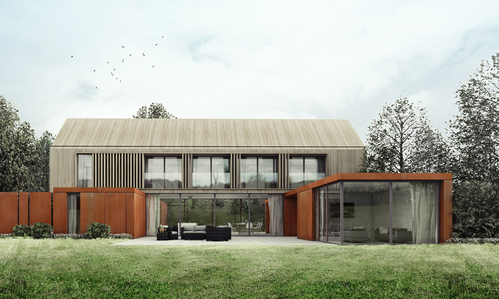 Rural home design — Re-Format — Architecture and Design